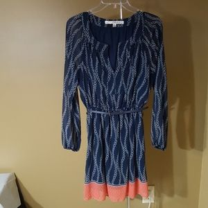 Max Studio Long Sleeve Dress